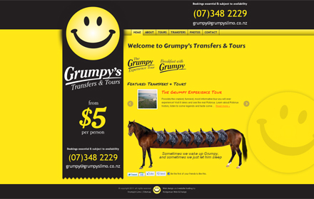 Grumpy's Transfers &amp; Tours