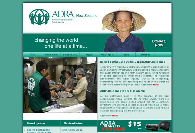 ADRA - Adventist Development & Relief Agency International