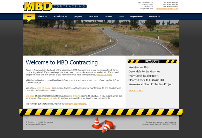 MBD Contracting