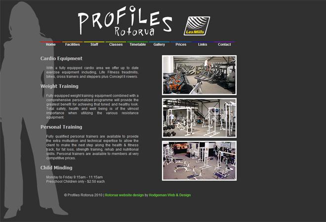 Profiles Health & Fitness Centre