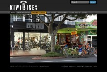 Kiwibikes - Custom Bike Frames