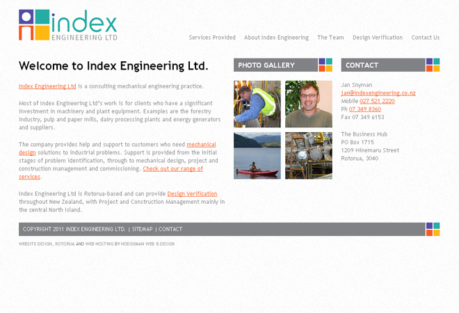 Index Engineering