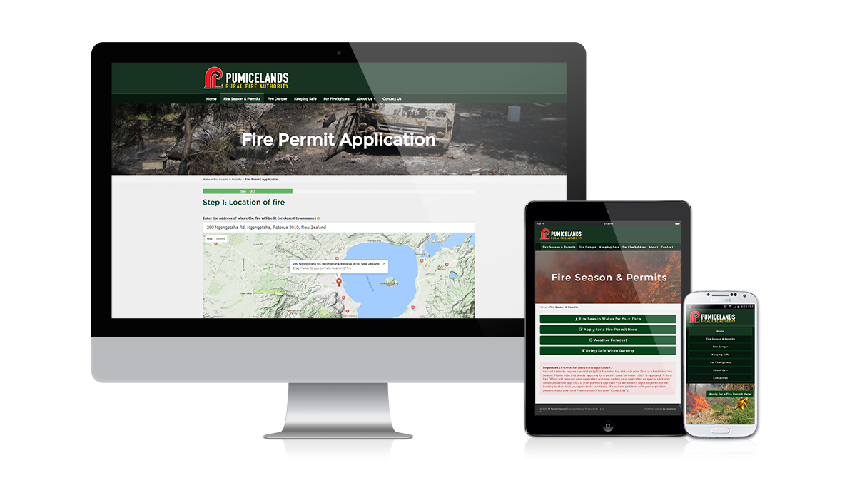 Pumicelands Fire and Emergency New Zealand: responsive_pumicelands