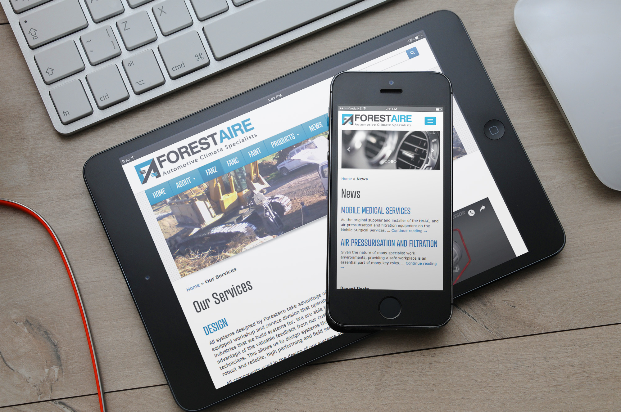 Forest Aire NZ: responsive_forestaire