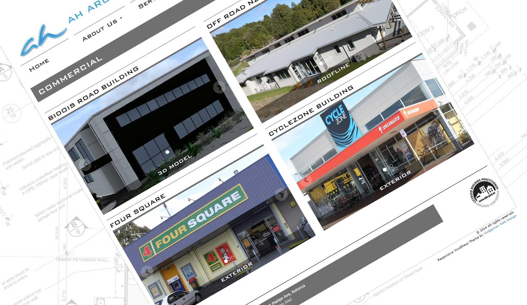 AH Architectural Design & Drafting: Portfolio
