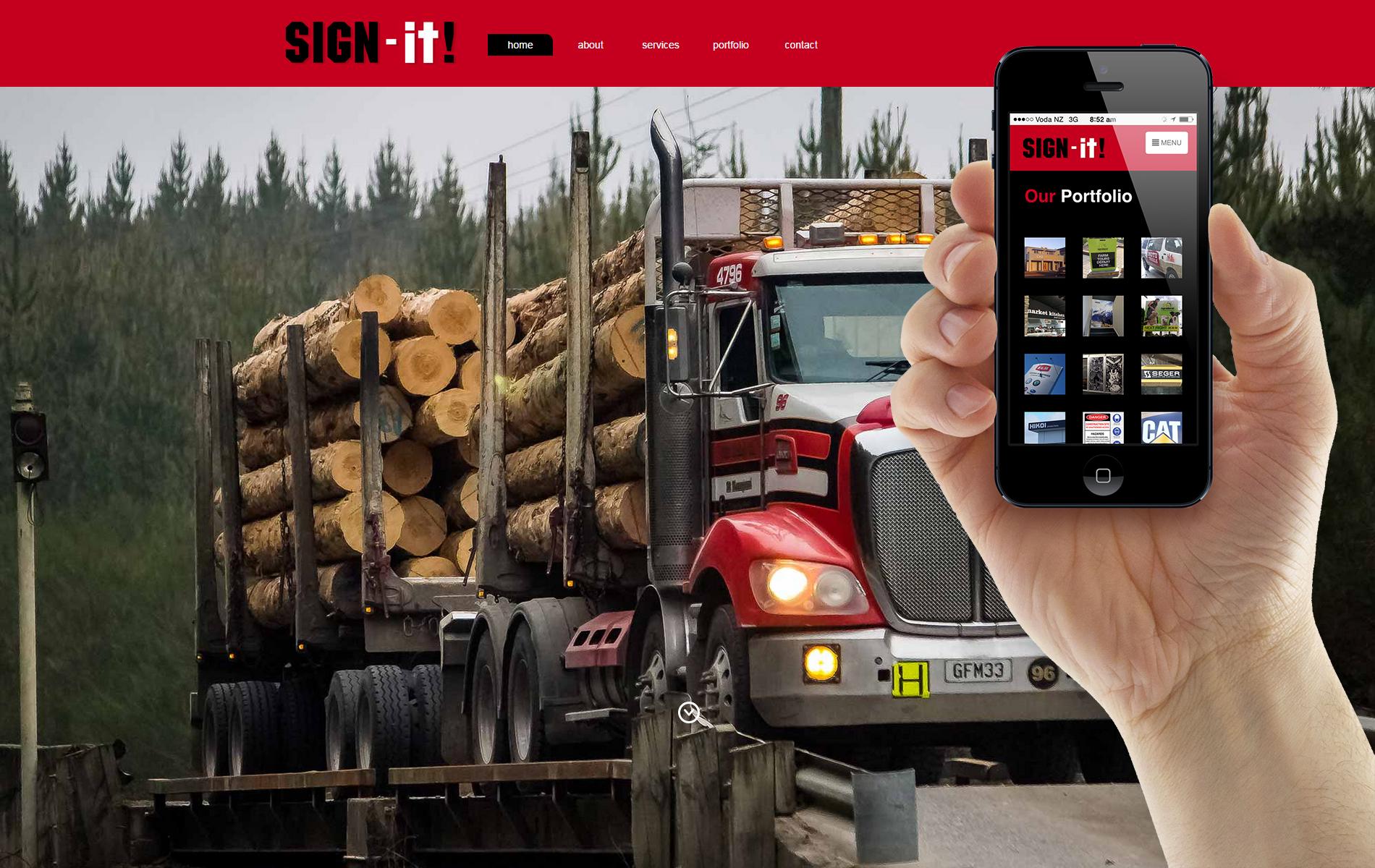 Sign-it: desktop_iPhone5S_signit