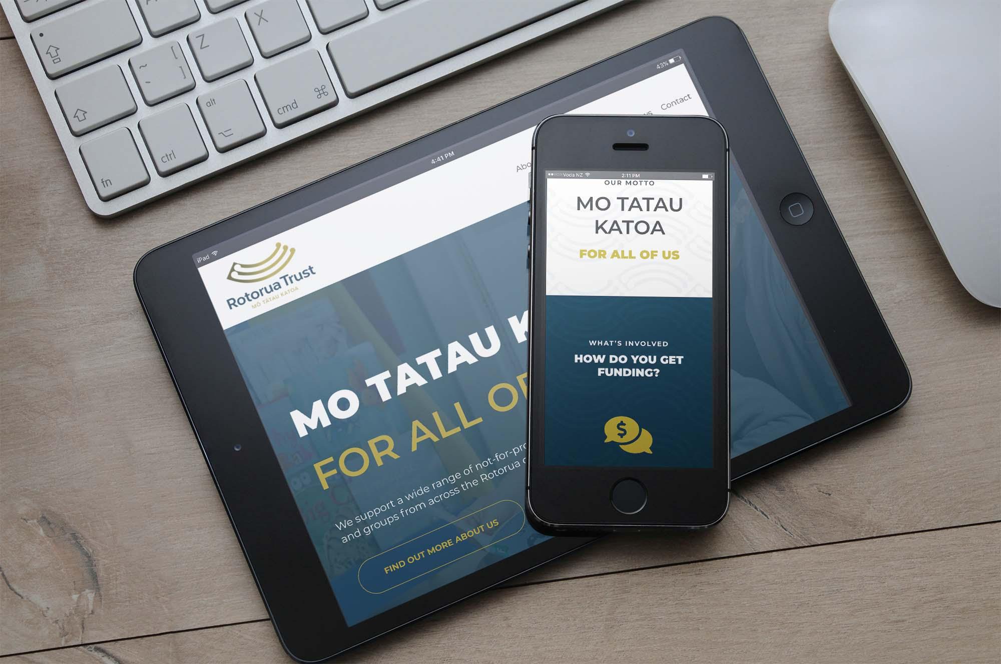 Rotorua Trust: responosive_rotoruatrust