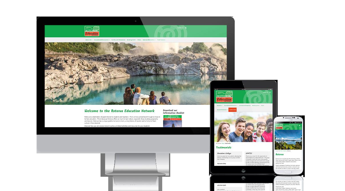 Rotorua Education Network: responsive_REN
