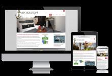 Anchor Lodge Coromandel - Responsive design